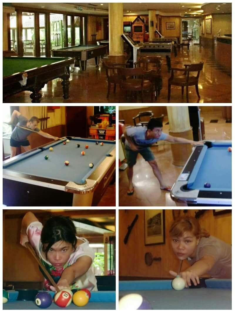 Pool Game in Pulai Spa Centre