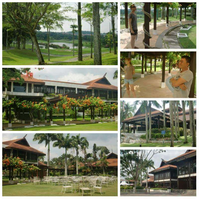 Pulai Springs Resort Golf Course