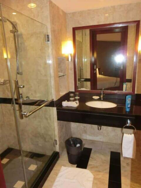 Toilet in Pulai Springs Resort
