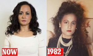 Tess Christian has not smiled for 40 years