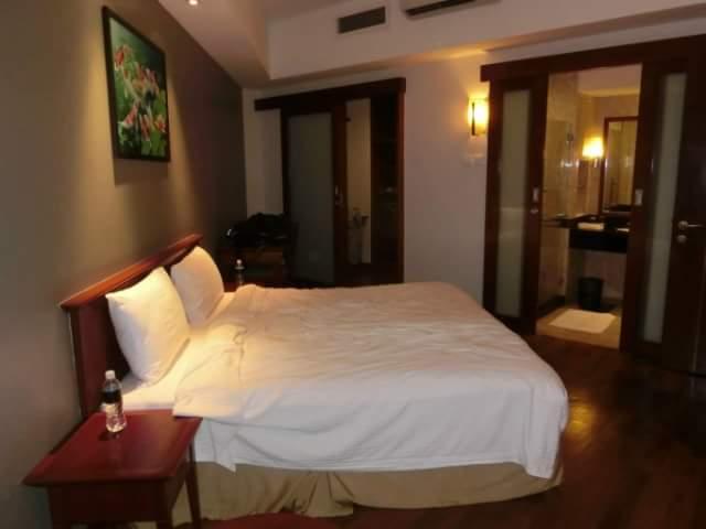 Pulai Springs Resort Bedroom