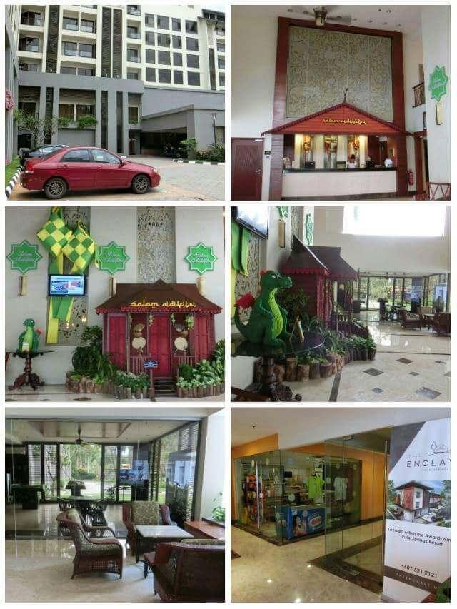Pulai Springs Resort Lobby