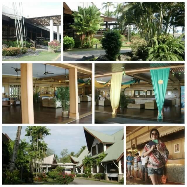Berjaya Tioman Resort Lobby Reception