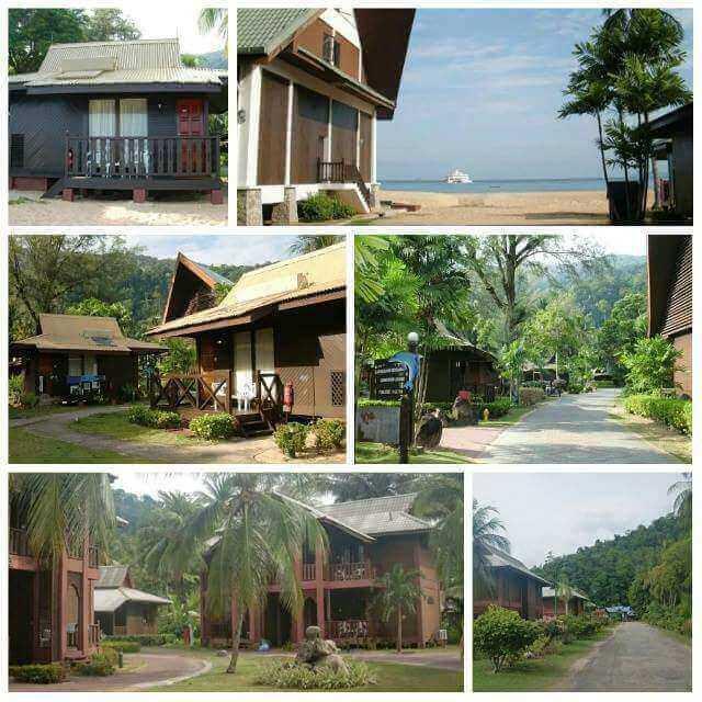 Berjaya Tioman Resort Surrounding