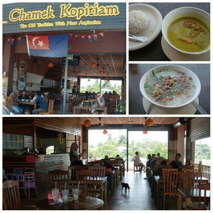 Food Review in Chamek Kopitiam