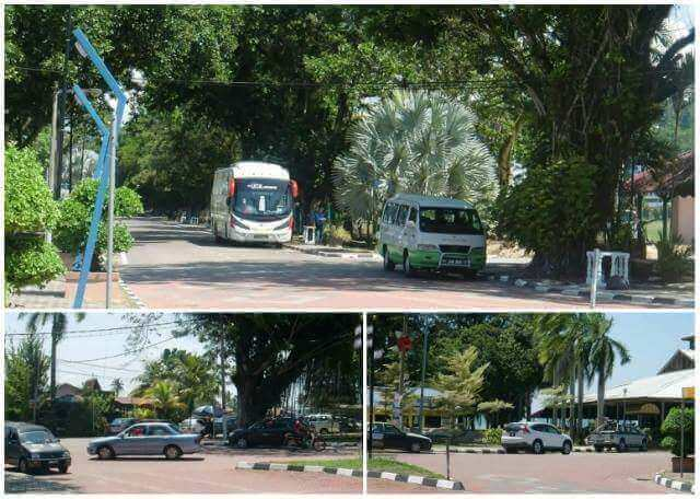 Coach to Singapore from Mersing