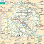 Paris Map 15th Arrondissement