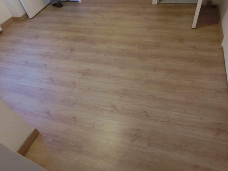 Floor Area in the Living Room